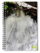 Natural Love Spiral Notebook
