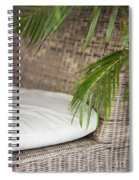 Natural Materials Furniture Detail Spiral Notebook