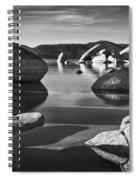 Natural Path Spiral Notebook
