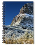 Natural Picture Frame Spiral Notebook