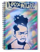 Natural Princess Spiral Notebook