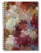 Naturaleaves - 88c02 Spiral Notebook