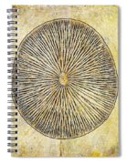Nature Abstract 1 Spiral Notebook