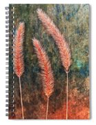 Nature Abstract 15 Spiral Notebook