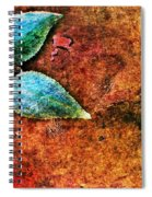 Nature Abstract 17 Spiral Notebook
