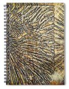 Nature Abstract 2 Spiral Notebook
