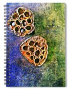 Nature Abstract 20 Spiral Notebook