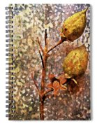 Nature Abstract 21 Spiral Notebook