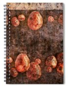 Nature Abstract 41 Spiral Notebook