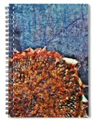 Nature Abstract 47 Spiral Notebook