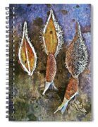 Nature Abstract 77 Spiral Notebook