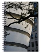 Nature And Architecture Spiral Notebook