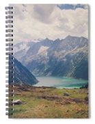 Nature Calls Spiral Notebook