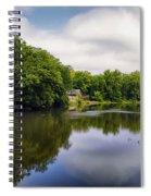 Nature Center On Salt Creek Spiral Notebook