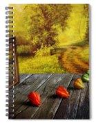 Nature Exhibition Spiral Notebook