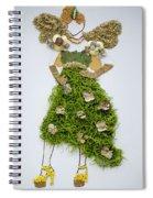 Nature Fairy Spiral Notebook