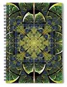 Nature Gates Spiral Notebook