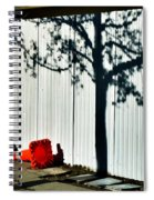 Nature Goes Tagging  Spiral Notebook