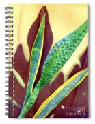 Nature Imitates Art Spiral Notebook