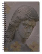 Nature Is An Angels Favorite Hiding Place Spiral Notebook