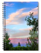Nature Palette Spiral Notebook