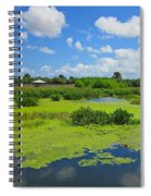 Nature Paradise Spiral Notebook