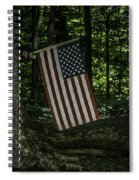 Nature Proud Spiral Notebook