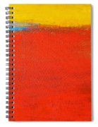 Nature Rouge Spiral Notebook