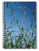 Nature Sparkles Spiral Notebook