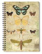 Nature Study-no.1 Spiral Notebook