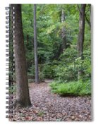 Nature Trail Spiral Notebook