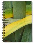 Nature Weaving Spiral Notebook