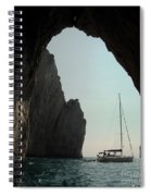 Rock Canopy Spiral Notebook