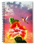 Nature's Beauties Spiral Notebook