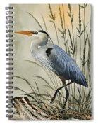 Nature's Beauty Spiral Notebook