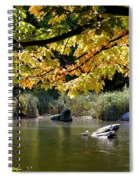 Natures Bliss Spiral Notebook
