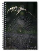 Natures Fabrics Spiral Notebook