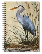 Natures Grace Spiral Notebook