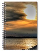 Natures Melody  Spiral Notebook