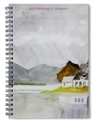 Nature's Painting Spiral Notebook