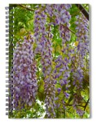 Natures Perfume Spiral Notebook