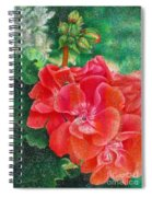 Nature's Jewels Spiral Notebook