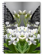 Natures Reflection Spiral Notebook