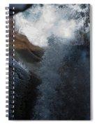 Natures Super Slide Spiral Notebook