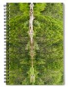Natures Totem Spiral Notebook