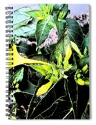 Nature's Trumpet Spiral Notebook