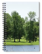 Nature's Wonders Spiral Notebook