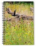 Naturescape Spiral Notebook