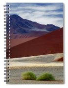 Naukluft Mountains  Spiral Notebook