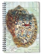 Nautical Journey-d Spiral Notebook